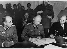 Hoje na História: 1945 - Alemanha nazista se rende aos aliados