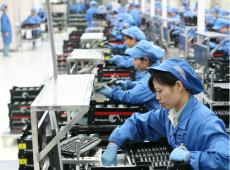 PIB da China sobe 3,2% no segundo trimestre