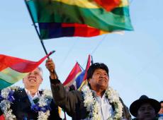 Consejo Mundial por la Paz repudia golpe de Estado en Bolivia