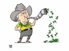 No país da fraude pronta, instituições fingem não ver o golpe armado por Bolsonaro