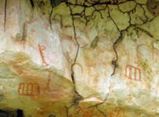 Investigadores descobrem milhares de pinturas rupestres de 12.500 anos na Amazônia
