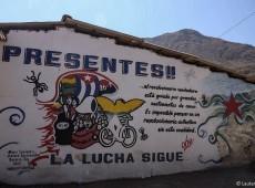 Fotógrafo registra cenas de La Higuera, Bolívia, local onde Che foi morto há 50 anos; veja fotos