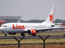 Empresa da Indonésia cancela compra de 49 aviões da Boeing