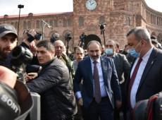 Desavença entre premiê e presidente da Armênia acentua crise política no país