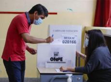 Como único trabalhador a aspirar à presidência, Castillo se coloca como protagonista de uma mudança inédita no Peru