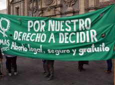 Manifestações em frente ao Senado marcam início da votação da legalização do aborto na Argentina