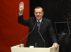 Turquia: Erdogan recua e desiste de expulsar embaixadores dos EUA e mais 9 países