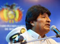 Evo Morales lamenta que o FMI continue a promover políticas que aumentam a pobreza