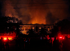 Depois do fogo, a inércia das cinzas