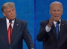 Em último debate, Trump critica movimento negro, e Biden chama presidente de 'um dos mais racistas da história'