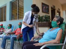 Cuba registra menor número de casos de covid-19 em 24h desde março