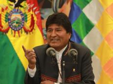 TSE da Bolívia confirma oficialmente vitória de Evo Morales no 1º turno