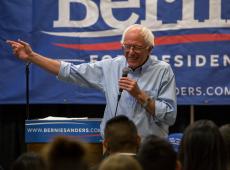 Bernie Sanders passa por cirurgia cardíaca e suspende campanha eleitoral