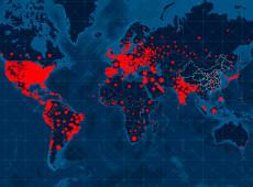 Mapa da covid-19: siga em TEMPO REAL o número de casos e mortes por covid-19 no mundo