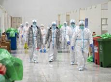 Pela primeira vez, China tem zero casos de coronavírus