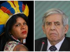 """APIB rechaça acusações de Heleno: """"O que lesa nossa pátria é a omissão do governo federal"""""""