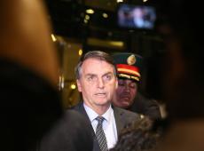 Bolsonaro diz que não vai à posse de Alberto Fernández