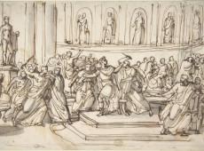 Hoje na História: 44 a.C. - Caio Júlio César é assassinado em Roma