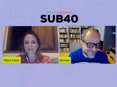 SUB40 - Petra Costa: Golpe de 2016 segue e nós vivemos os efeitos dele