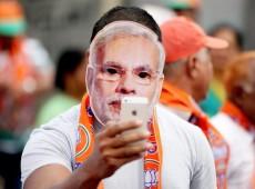 Novo líder indiano tem biografia atrelada ao hinduísmo radical e à violência comunal