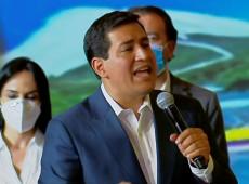 Arauz: 'Este é um revés eleitoral, mas, de maneira alguma, uma derrota política ou moral'