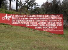 Moradores de Perus cobram continuidade do grupo que investiga mortes da ditadura