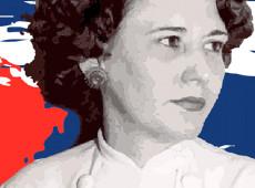 Cuba homenageia Haydee Santamaría, uma das principais figuras da luta na Serra Maestra
