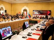 Brasil anuncia que Mercosul negocia antecipar fim de tarifas comerciais com Chile, Colômbia e Peru