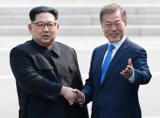 Coreias do Sul e do Norte marcam reunião para discutir sobre famílias separadas na guerra