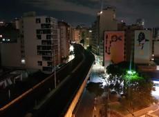 São Paulo: onde a noite é mais escura