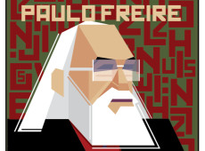 Paulo Freire: a pedagogia da igualdade