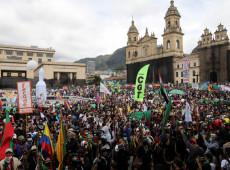 Colômbia: Nova jornada de protetos expressa indignação contra políticas de Iván Duque