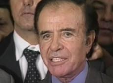 Menem será sempre lembrado como presidente que vendeu a Argentina ao neoliberalismo