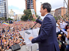 Juan Guaidó: Um novo rosto para a repetida estratégia imperialista de golpe na Venezuela