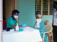 Covid-19: OMS pede que Brasil reforce ações sanitárias contra variante indiana