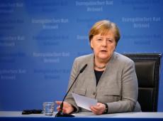 Merkel diz ter 'sérias dúvidas' sobre acordo UE-Mercosul com atual desmatamento na Amazônia
