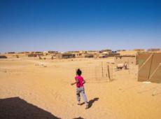 Exposição virtual mostra realidade de campo de refugiados saarauís na Argélia