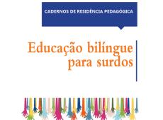 Livro grátis: 'Educação bilíngue para surdos'