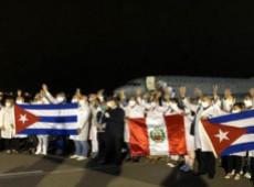 Un coro de multitudes apoya el Nobel de la Paz a la Brigada Médica Cubana Henri Reeves