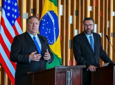 Quais interesses de Mike Pompeo, secretário de Estado dos EUA, ao visitar Roraima?