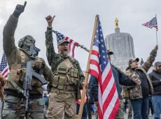 EUA: Relatório do FBI alertou para 'guerra' no Capitólio um dia antes da invasão
