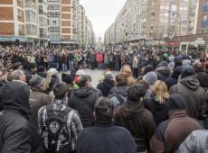 Protestos em Gamonal: organização popular e revolta social