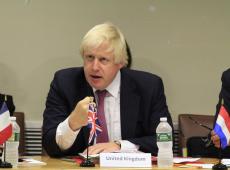 Reino Unido: Boris Johnson vence 2ª votação para sucessão de May