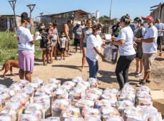 Com disparada de preços de alimentos básicos, fome cresce em cidades brasileiras