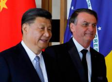 """""""China está ofendida, mas mira relação de longo prazo com Brasil"""""""