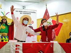 Unidade entre Pedro Castillo e Verónika Mendoza é resultado de uma estrondosa experiência de luta peruana