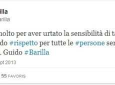 Presidente da Barilla diz que nunca terá casais gays em propagandas