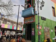 Caminito, inspiración de poetas y músicos: un lugar que perpetúa la cultura argentina