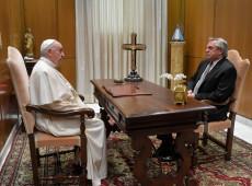Papa e presidente argentino se reúnem no Vaticano para discutir pandemia e pobreza