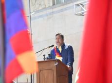 Mortes ocorridas durante golpe de Estado na Bolívia não ficarão impunes, garante Arce